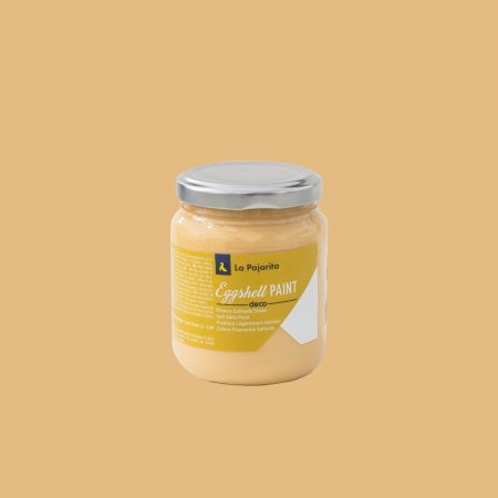 LA PAJARITA Vintage Yellow vintage sárga tojáshéj festék