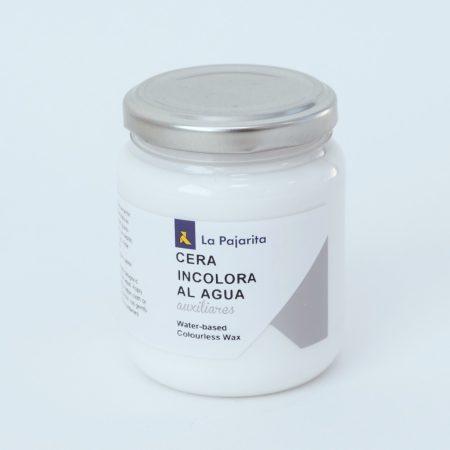 LA PAJARITA vízbázisú színtelen wax