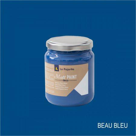 LA PAJARITA Beau Bleu matt festék