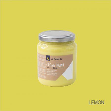 LA PAJARITA Lemon matt festék