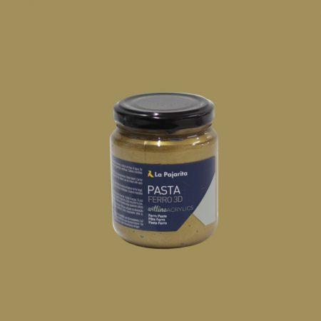 LA PAJARITA 3D Gold arany metál vaspaszta