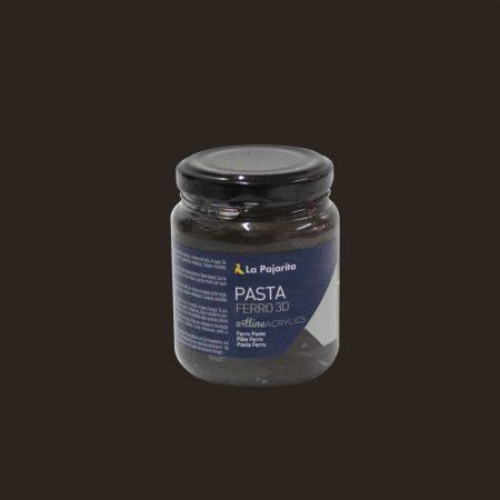 LA PAJARITA 3D Anthracite antracit metál vaspaszta