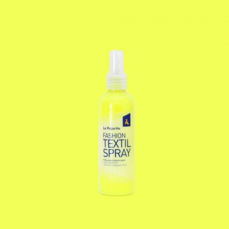 LA PAJARITA Fluor Yellow textilfesték spray