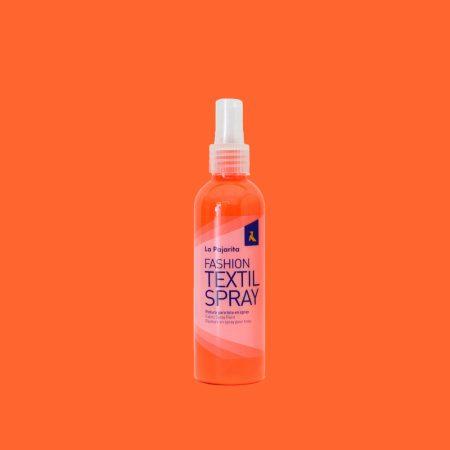 LA PAJARITA Fluor Orange textilfesték spray