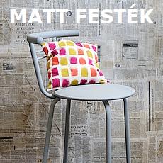 Matt festékek