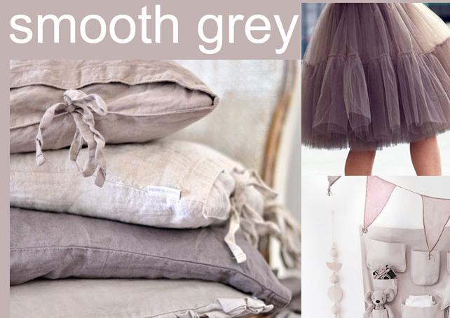 Smooth Grey - Bársonyszürke krétafesték inspiráció